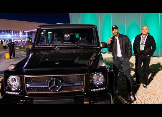 محمد رمضان يشتري سيارة فارهة بعد رونالدينيو.. (صور) - الوكيل الاخباري