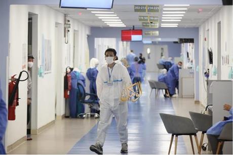 17 ألفا و939 إصابة كورونا نشطة في الأردن