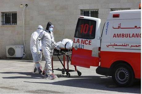 10 وفيات جديدة بكورونا في فلسطين