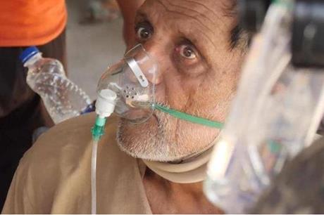 الهند تسجل ارتفاعا قياسيا في عدد إصابات كورونا