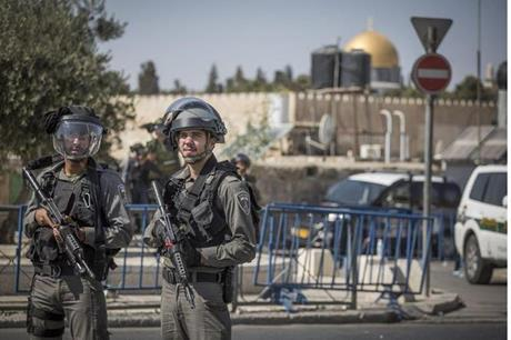 وزيرا خارجية الاردن وفلسطين : القدس خط أحمر