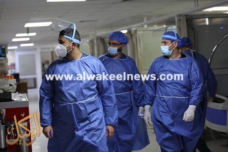 ارتفاع إصابات فيروس كورونا بالاردن