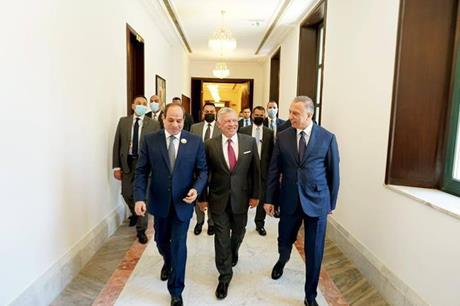 مصر تنوي استضافة القمة الثلاثية المقبلة