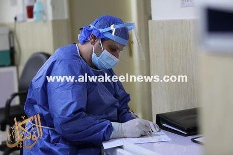 12 وفاة و562 إصابة بكورونا السبت