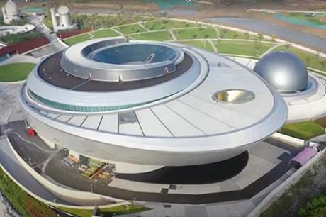 الصين تفتتح أكبر قبة فلكية في العالم قريبا - الوكيل الاخباري