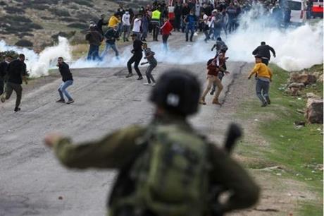 5 إصابات برصاص الاحتلال في نابلس