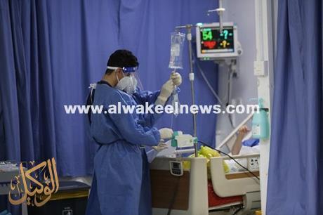 11 وفاة و 990 إصابة جديدة بكورونا اليوم
