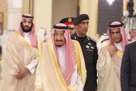 المقدم ممدوح بن مشعل ال علي الحرس الملكي